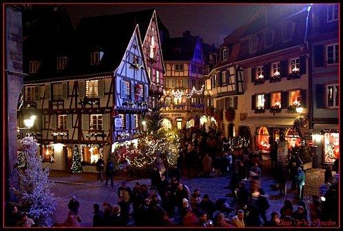Mercados de navidad en colmar hola estrasburgo - Marche de noel belleme ...