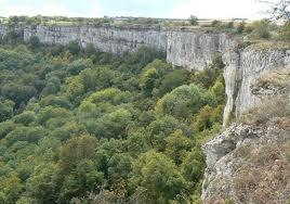 falaises borgoña